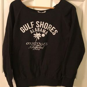 Tops - Gulf Shores sweatshirt